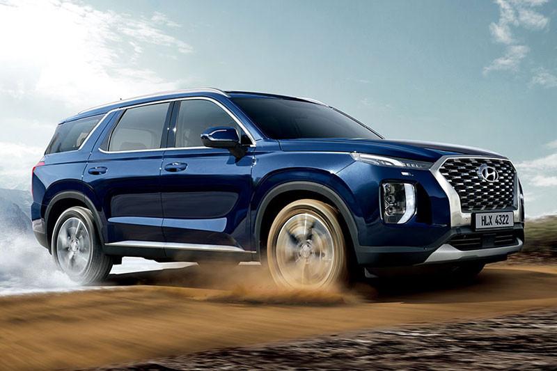 Hyundai Perkenalkan SUV Premium Palisade