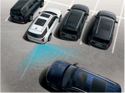 Rear Cross-Traffic Collision Warning: Fitur Hyundai Palisade Cegah Tabrakan