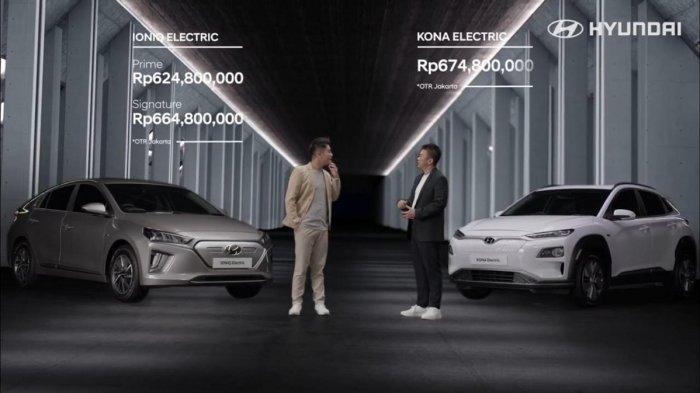 Hyundai: Biaya Operasional Ioniq dan Kona Electric Empat Kali Lebih Murah