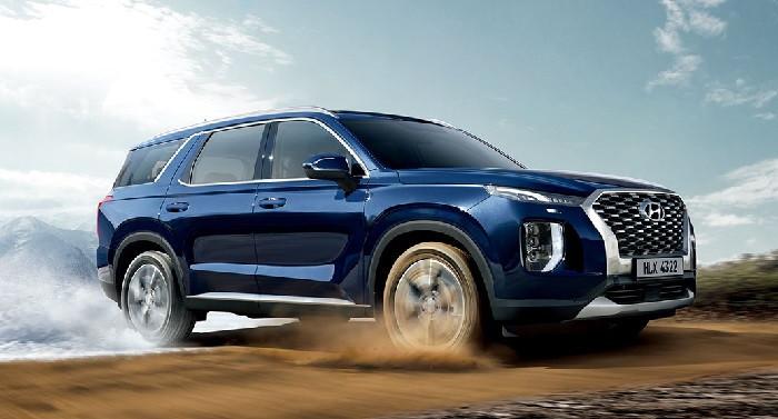 Baru Diluncurkan di Indonesia, Ini Fakta Menarik Hyundai Palisade