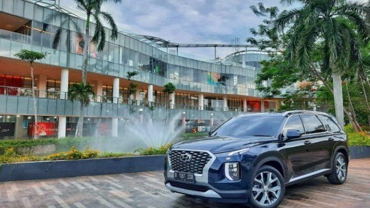 Hyundai Palisade 4x2 Menjadi Primadona di Indonesia