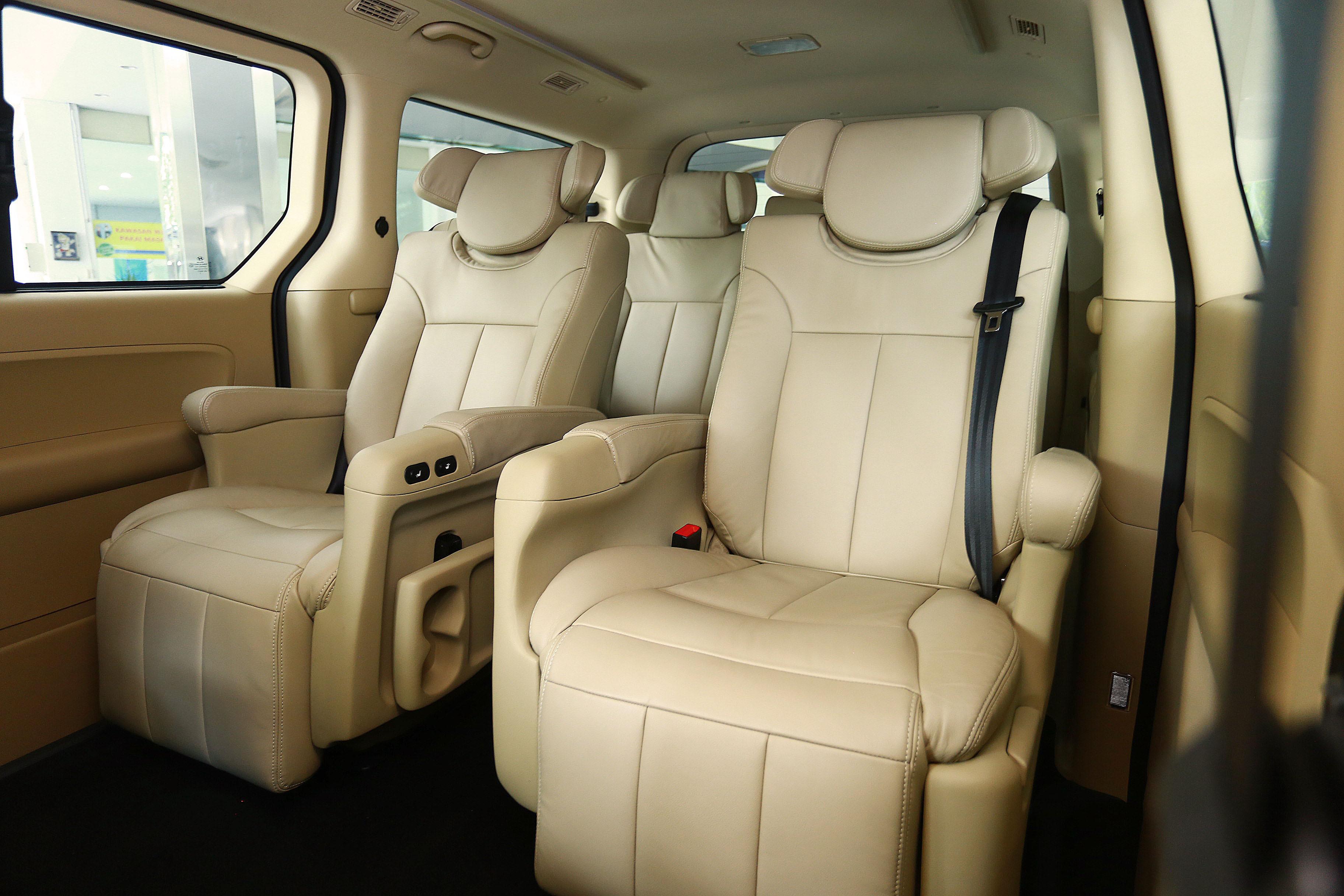 Jok Belakang Hyundai Dilengkapi Titik Kait Isofix Untuk Child Seat