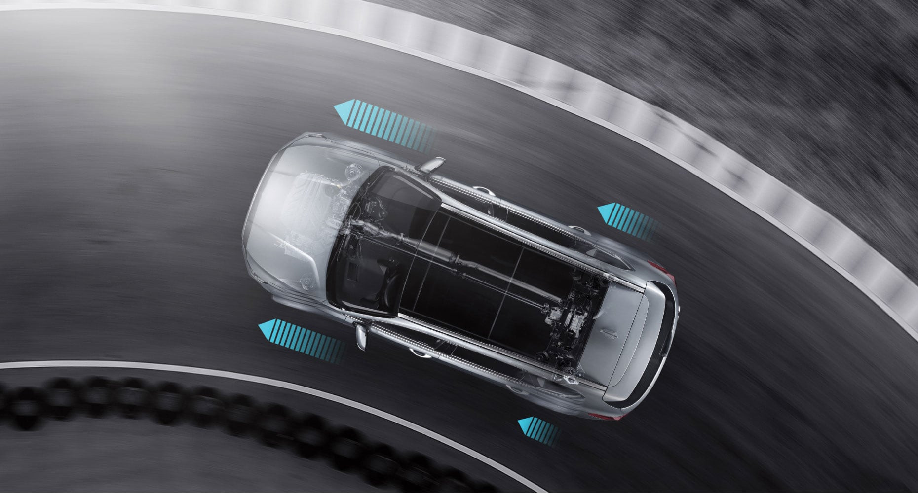 Sistem Kontrol Roda HTRAC Membuat Hyundai Palisade Lebih Efisien
