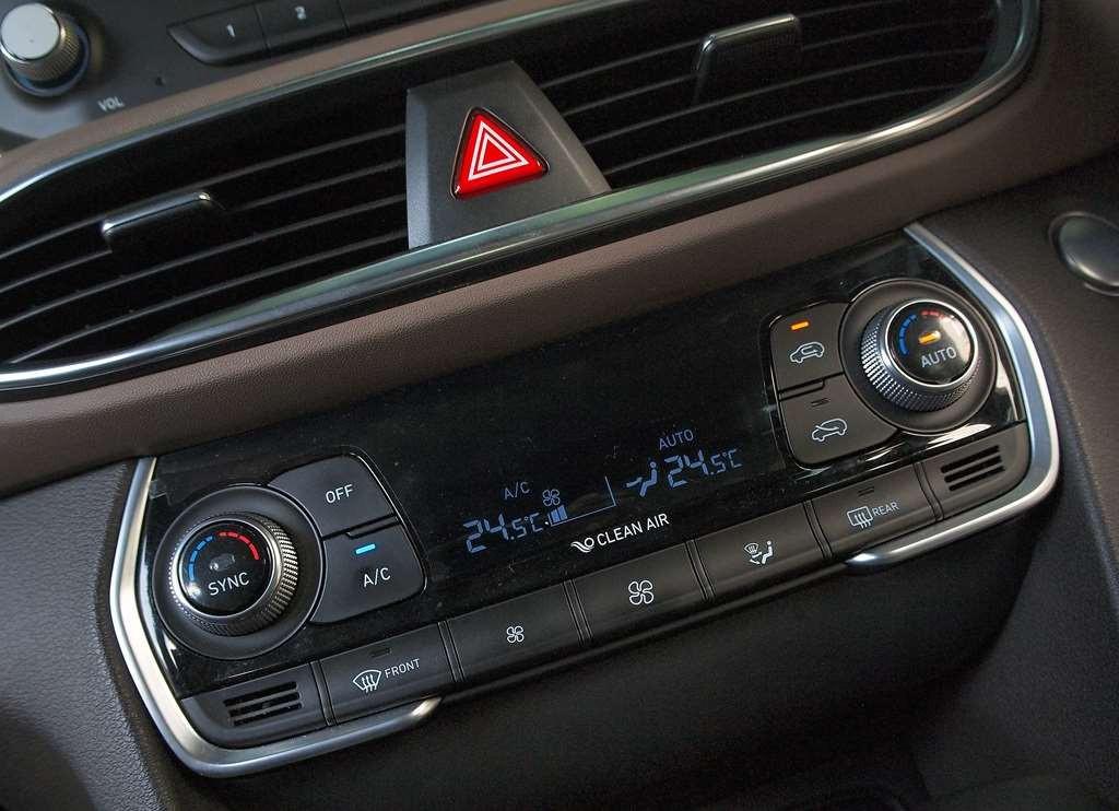 Fitur Otomatis Mengatur Suhu Kabin Dan Kecepatan Kipas AC