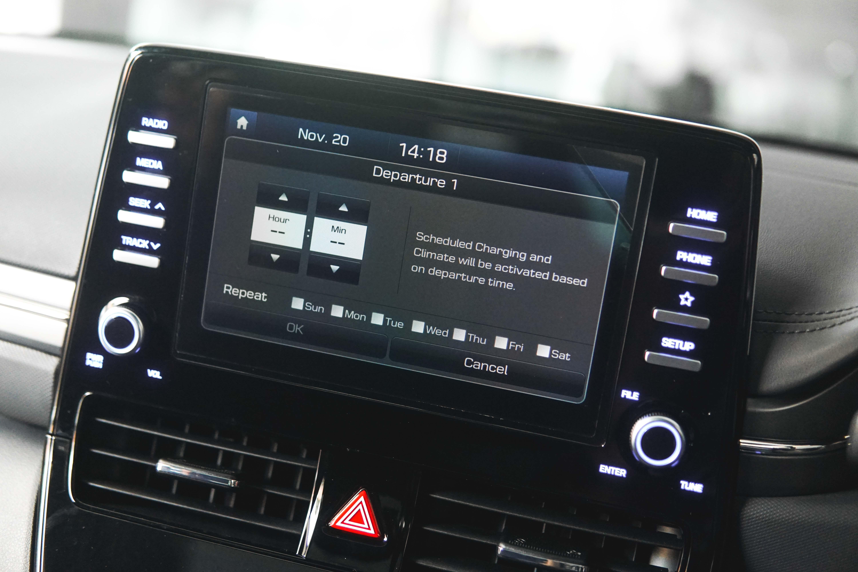 Fitur Scheduled Departure: Keberangkatan Hyundai Ioniq Electric Yang Terjadwal
