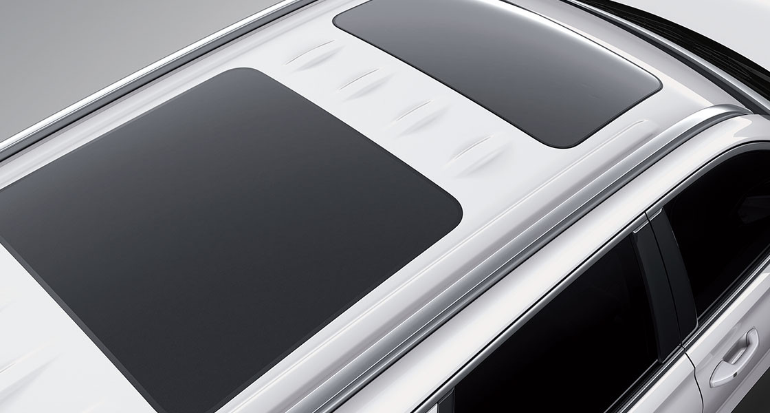 Double Sunroof Hyundai Palisade Membuat Kabin Terasa Lebih Lapang