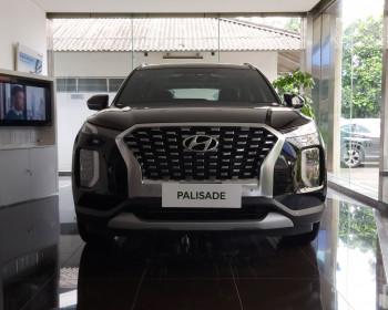 Grill Besar Hyundai Palisade Tekankan Jati Dirinya