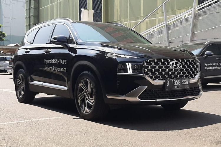 Suasana Baru di Hyundai Santa Fe 2021, Ini Ubahan Luar Dalamnya