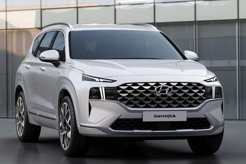 Nilai Jual Hyundai Santa Fe 2021 yang Sangat Akomodatif untuk Kebutuhan Keluarga