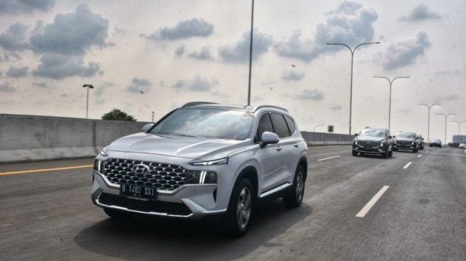Hyundai Santa Fe Disambut Antusias oleh Pasar Indonesia