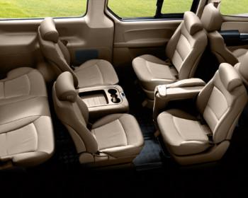 Swivel Seat Hyundai H-1 Tawarkan Rasa Kebersamaan