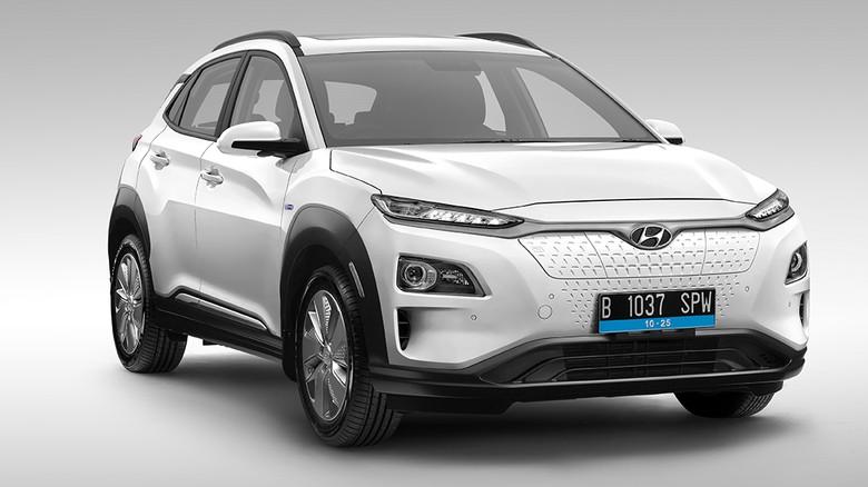 Hyundai Kona Electric Riilis di Indonesia: Ini Spesifikasi, Fitur, dan Harganya