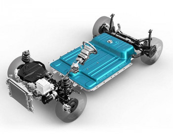 Penempatan Baterai Hyundai Kona Electric Untuk Tekan Pusat Gravitasi
