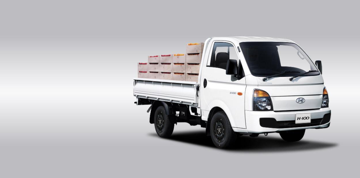Sistem Pengereman LSPV Berikan Hyundai H-100 Rasa Aman Berniaga