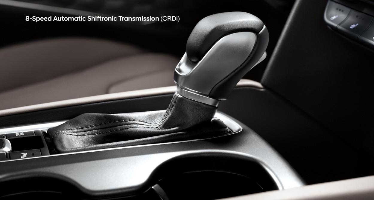 Transmisi Hyundai Santa Fe Yang Efisien Dan Halus