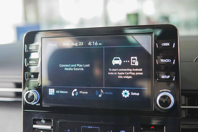 Dynamic Speed Compensation Atur Volume Sesuai Kecepatan Hyundai Staria
