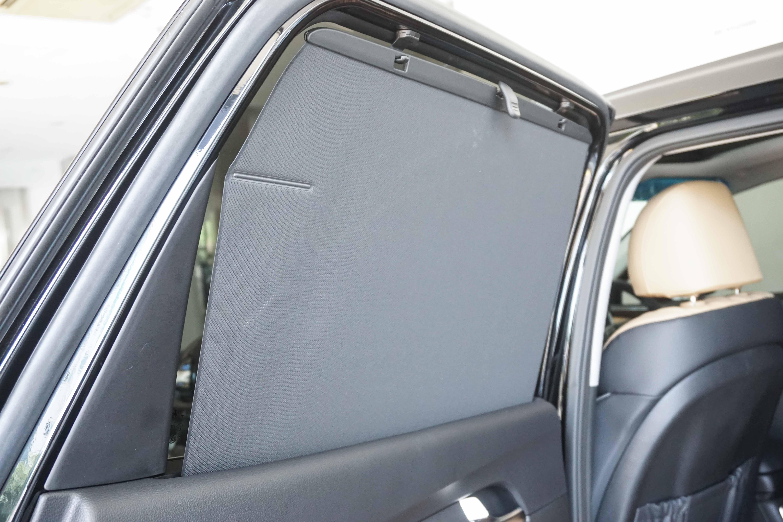 Window Curtain Hyundai Santa Fe Buat Kabin Semakin Adem