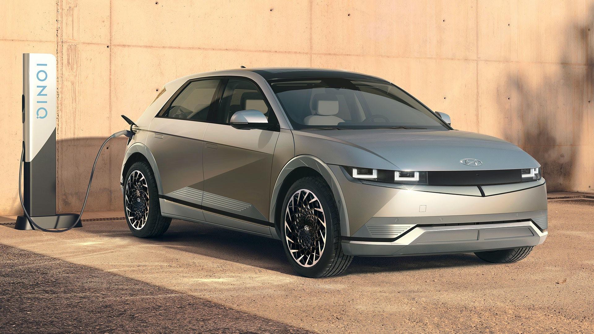 Ioniq 5 Cikal Bakal Mobil Listrik Masa Depan Hyundai