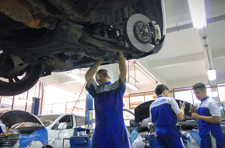Perbaiki Segera 4 Bagian Mobil Ini Bila Terasa Bergetar Ketika Dikendarai